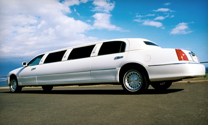 Shack's Luxury Limousines - Boca Raton: $250 Worth of Limousine Rentals