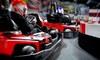 K1 Speed - Orlando: $48 for a Racing Package with Four Races and Two Yearly Licenses at K1 Speed ($91.96 Value)