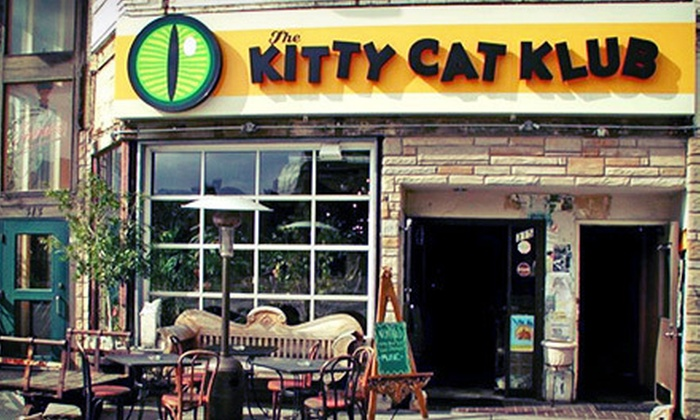 Kitty Cat Klub - Dinkytown: Bar Food and Cocktails on Sunday–Thursday or Friday–Saturday at Kitty Cat Klub (Half Off)
