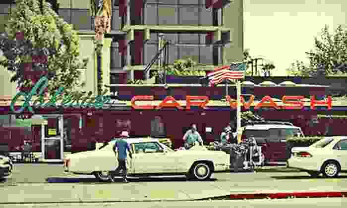 Lakeside Car Wash - Burbank: $29 for Three Combo #1 Car Washes at Lakeside Car Wash in Burbank ($66 Value)