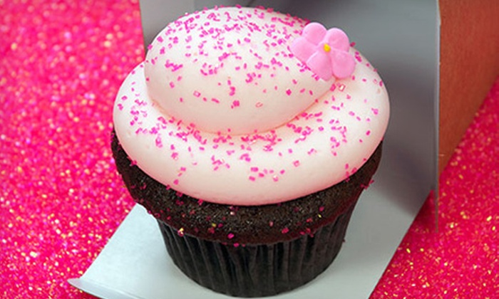 Icing on the Cupcake - Multiple Locations: $8 for Six Cupcakes at Icing on the Cupcake ($16.50 Value)