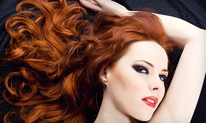 Kelly Timmons Hair Design - Midtown: Haircut with Option of Deep-Conditioning Treatment or Partial or Full Foils at Kelly Timmons Hair Design (Up to 65% Off)