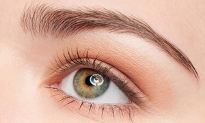 Belle & Beau: Two or Four Eyebrow Waxes or One Full Facial Wax at Belle & Beau (55% Off)