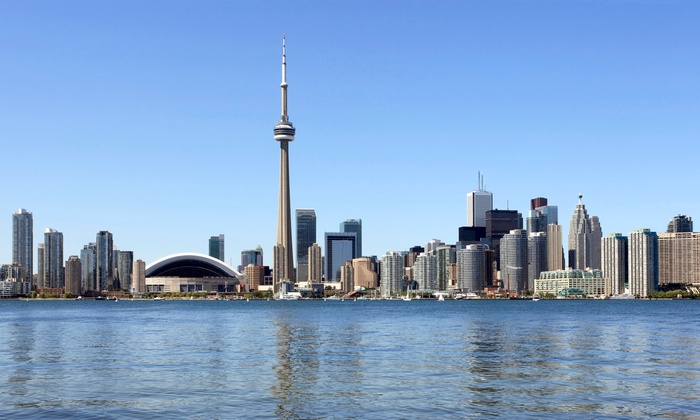 Toronto Cruise Lines - Downtown Toronto: Lunch or Dinner Cruise from Toronto Cruise Lines (59% Off)