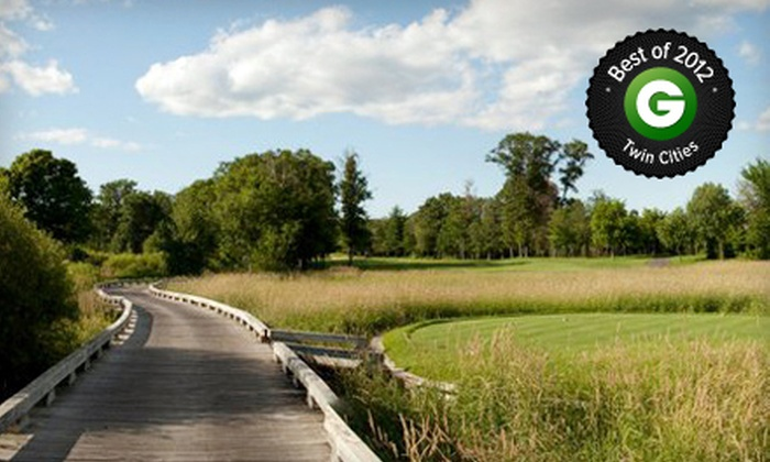 The Refuge Golf Club - Oak Grove: $49 for a Spring Special 18-Hole Round of Golf for Two with Cart Rental at The Refuge Golf Club (Up to $118 Value)