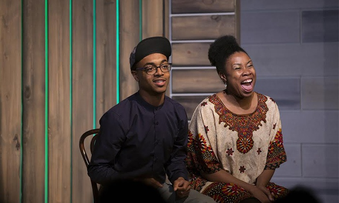 """""""Urban Twist"""" at The Second City - Donny's Skybox Theatre: """"Urban Twist"""" at The Second City on October 3–December 5"""