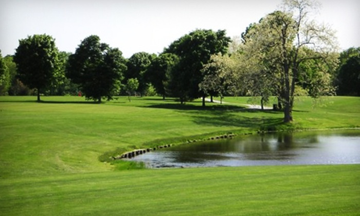 Great River Road Golf Club - Sonora: All-Day Golf for Two or Four Including Cart and Range Balls at Great River Road Golf Club (53% Off)