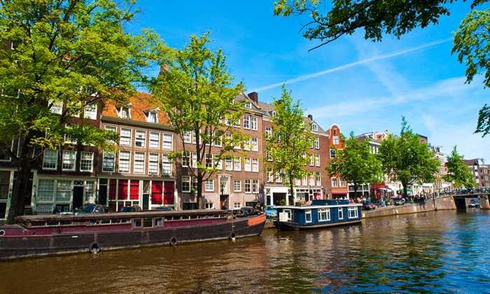 Weekender Breaks In Amsterdam Groupon Getaways