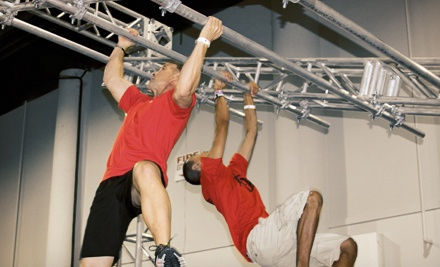 Facility or Gym Access, CrossFit On-Ramp Program, or 10 Drop-In Classes at Camp Rhino (Up to 81% Off)