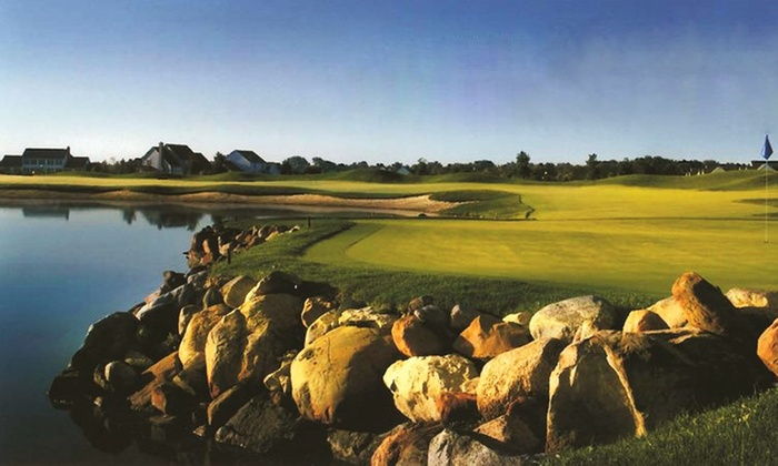 Grey Hawk Golf Club - LaGrange: 18-Hole Round of Golf for Two or Four Including Cart Rental and Range Balls at Grey Hawk Golf Club (Up to 53% Off)