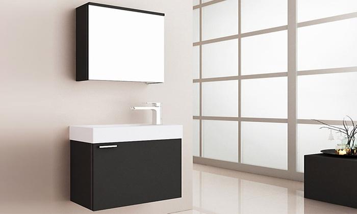 badezimmerm bel set langeoog groupon goods. Black Bedroom Furniture Sets. Home Design Ideas
