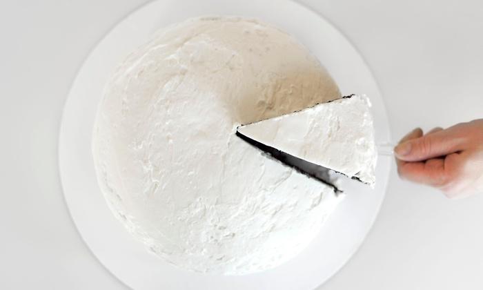 "The Cake Bake - Arlington: $5 Off 9"" Double Layer Cake at The Cake Bake"