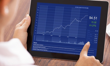 Máster en mercados financieros y gestión de carteras y/o curso de bolsa y trading básico de divisas desde 59,95 € en IBT