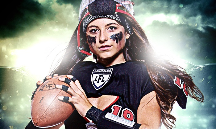 Lingerie Football League: Legends Cup - Citizens Business Bank Arena: $15 for a Lingerie Football League Legends Cup Championship Game on Saturday, September 6 ($27.75 Value)