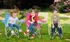 Chaise de camping enfant SUMMIT