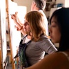 Up to 44% Off BYOB Painting or Drawing Class at Just Paint