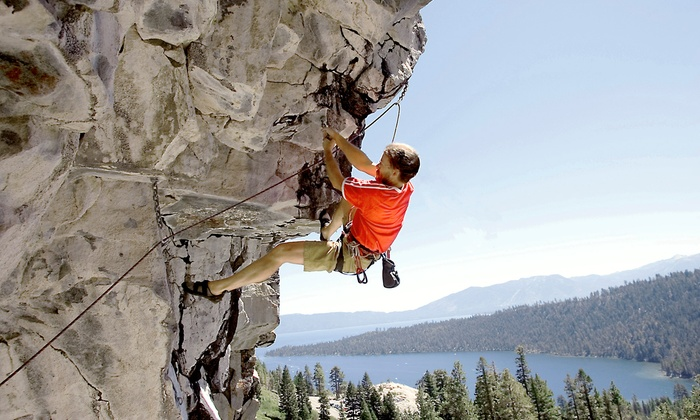 First Ascent Climbing Services - Redmond: $45 for Half-Day Rock-Climbing Clinic for One at First Ascent Climbing Services ($85 Value)