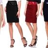Stanzino Women's Pencil Skirts (3-Pack)