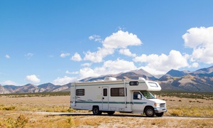 Butch Cassidy RV Park & Campground: RV Park Camping at Butch Cassidy RV Park & Campground (Up to 80% Off). Four Options Available.