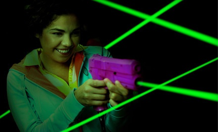 3 Laser-Tag Games for 2 (a $45 value) - Brew City Paintball in Waukesha