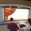 Favi HD LED Projector and Screen