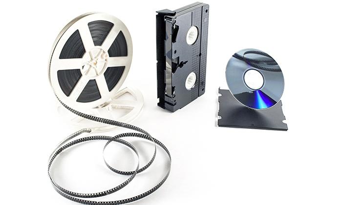 Digitalisierung von Videokassetten, Schmalfilm oder Dias im Digitalisierungsstudio Catrin Zahn (bis zu 86% sparen*)