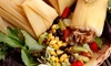 Los Cinco Puntos - Boyle Heights: Two or Four Dozen Tamales for Takeout at Los Cinco Puntos (Up to 45% Off)