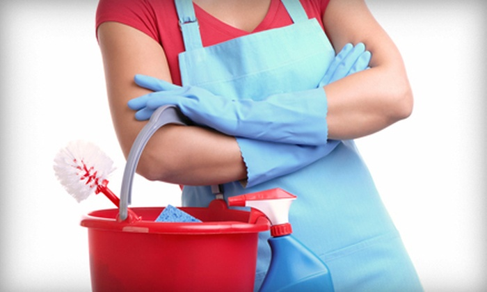 Bounce Fest Cleaning - Washington DC: One, Two, or Three Housecleaning Sessions from Bounce Fest Cleaning (Up to 62% Off)