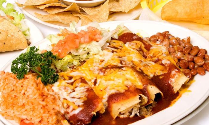 El Rincon Mexican Restaurant - Durham: Mexican Food for Two or Four at El Rincon Mexican Restaurant (Half Off)