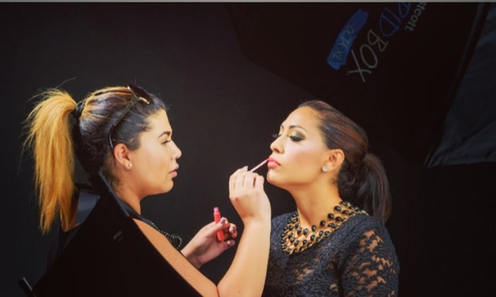 Glamher Girl Makeup - Inland Empire: $50 for $100 Worth of Makeup Services — Glamher Girl Makeup