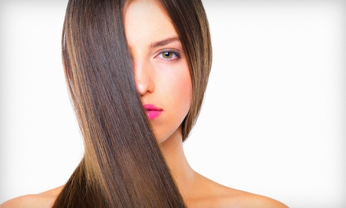 La Coupe Maison Salon - Cobble Ridge: Haircut or One or Two Keratin Smoothing Treatments at La Coupe Maison Salon (Up to 68% Off)