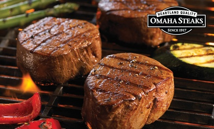 Omaha Steaks The Grilling Collection. by Omaha Steaks Shop Our Huge Selection · Explore Amazon Devices · Read Ratings & Reviews · Shop Best Sellers/10 (1, reviews).
