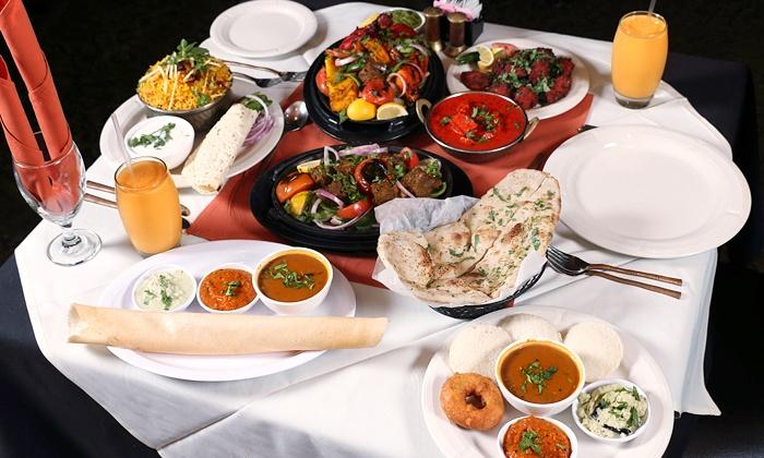 India Kitchen Restaurant - Tustin: Indian Food for Two or Four at India Kitchen Restaurant (50% Off)
