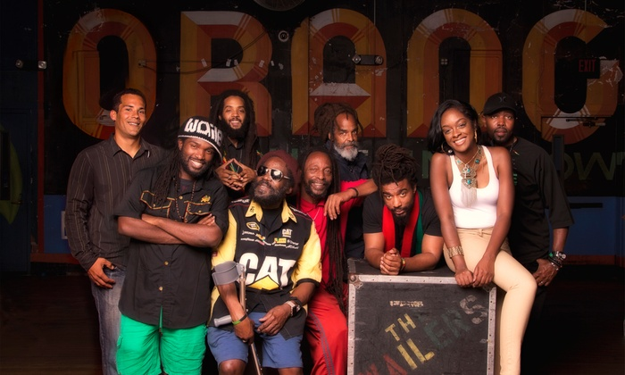 The Wailers or The Drifters - Seminole Theatre: The Wailers on January 21 at 8 p.m. or The Drifters on January 24 at 7:30 p.m.