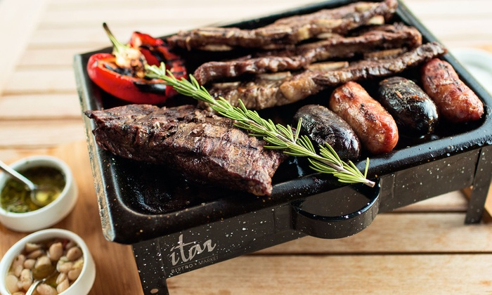 Itar Bistro & Market - Metro West: $30 for $50 Worth of Italian and Argentine Dinner Cuisine for Two or More at Itar Bistro & Market