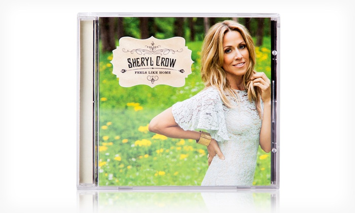 Sheryl Crow—Feels Like Home Album: $8.99 for Sheryl Crow's New Feels Like Home Album ($18.98 List Price). Free Returns.