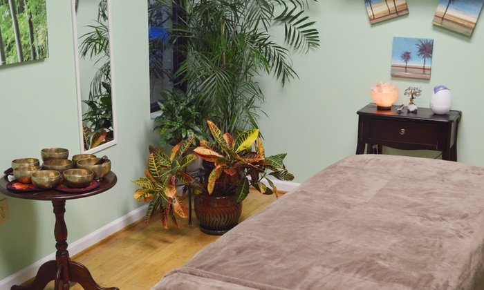 Crystal Gardens Massage & Energy Therapy - Northwest Virginia Beach: One 60-Minute Customized Massage at Crystal Gardens Massage & Energy Therapy (43% Off)