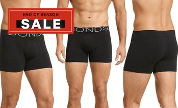 6-Pack of Bonds Seamless Trunks