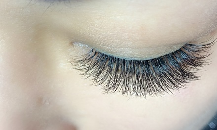 $99 for Full Set of Classic or Volume Eyelash Extensions at Paris Beauty Health Spa Centre Up to $199 Value