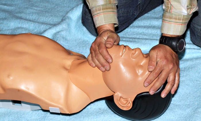 Open Every Day - Open Every Day: First-Aid, CPR, and AED Classes for One from Open Every Day (Up to 50% Off)