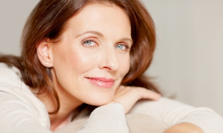 Skin Tightening on One Eye, Both Eyes, or Neck at Byer Oculoplastic Surgery (Up to 74% Off ). 6 Options.
