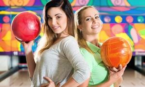 Bowling im PEZ: 2 Std. Bowling für bis zu Vier oder Sechs inklusive Leihschuhen bei Bowling im PEZ ab 14,90 € (bis zu 68% sparen*)