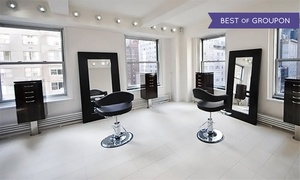 Gabriel Shimunov Hair Salon: Men's Haircut Package with Optional Beard Trim at Gabriel Shimunov Hair Salon (Up to 76% Off)