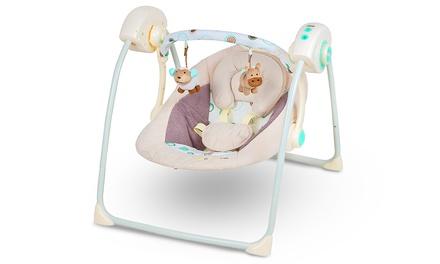 KinderKraft Easy Swing Chair for Babies