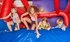 Pump It Up - Multiple Locations: Three, Five, or Ten Open Jump Passes at Pump It Up (Up to 56% Off). Three Locations Available.
