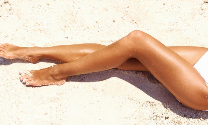 Tim Steiner at Tan Republic - Milwaukie Heights: Spray Tans or UV Tanning from Tim Steiner at Tan Republic (Up to 65% Off)