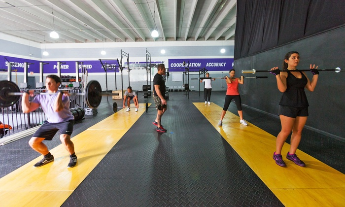 PowerBox CrossFit - Doral: $39 for One Month of Unlimited CrossFit Classes at PowerBox CrossFit ($125 Value)
