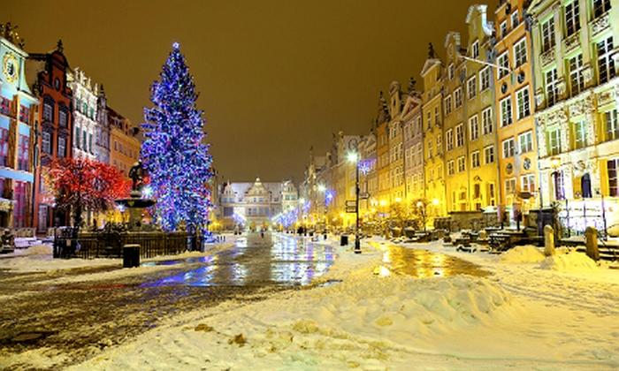 Royal Residence - Gdańsk: Gdańsk: pobyt w okresie świąteczno-sylwestrowym dla 2 osób ze śniadaniami, sauną i więcej od 389 zł w Royal Residence