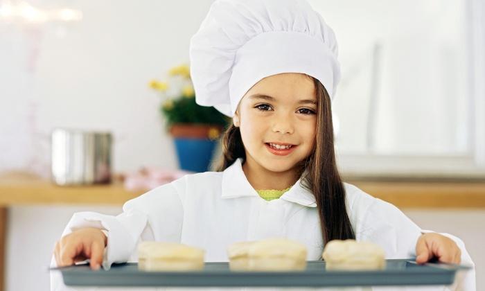 Ridgewood Culinary Studio - Ridgewood: $75 for a Six-Week Kids' Cooking Class at Ridgewood Culinary Studio ($150 Value)