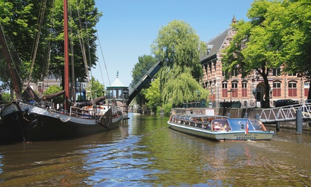 Groningen: 2-3 Tage für 2 mit Frühstück und opt. Sekt, LCO u/o Kanalfahrt im 4* Van der Valk Hotel Groningen Westerbroek